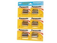 Panasonic Alkaline Power LR6APB/12BP RU LR6 BL12  - Батарейка