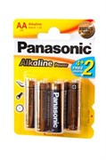Panasonic Alkaline Power LR6APB/6BP 4+2F LR6 4+2 шт BL6  - Батарейка