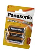 Panasonic Alkaline Power LR14APB/2BP LR14 BL2 - Батарейка