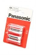 Panasonic Zinc Carbon R6RZ/4BP R6 BL4 - Батарейка