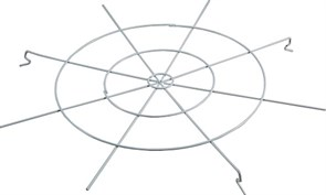 Решетка к светильнику РСП/НСП/ЖСП 470мм