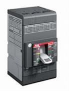Выключатель автоматический трехполюсный XT1B 160 TMD 125-1250 F F