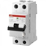 Выключатель автоматический дифференциальный DS201 C25 AC100