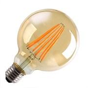 FL-LED Vintage G125 10W E27 2200К 220V 1000Лм 125*173мм FOTON_LIGHTING  -  лампа ГЛОБ