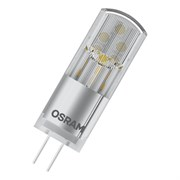 new LEDPPIN 30 2.4W/827 G4   12V    300Lm d14x36  - LED лампа OSRAM