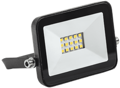 Прожектор светодиодный ДО-10w 6500K 900Лм IP65