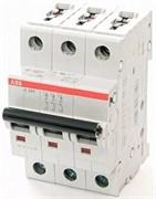 Выключатель автоматический 3-пол. 25A C 25kA (2CDS283001R0254)  ABB