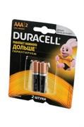Элемент питания DURACELL LR03 BL2 - Батарейка