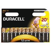 Элемент питания DURACELL LR6  BL12 - Батарейка