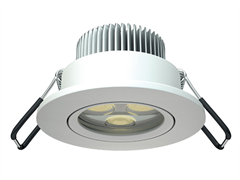 DL SMALL 2000-5 LED WH светильник