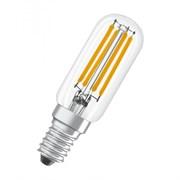 PT2640   4W/827 220-240V FIL CL E14 240lm 80х25мм 15000h OSRAM - LED FIL лампа ВЫТЯЖКА