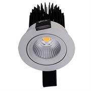 EOS 13 WH D45 3000K (with driver) - светодиодный встраиваемый светильник