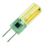 FL-LED G4-COB 6W 220V 4200К G4  420lm  15*50mm  FOTON_LIGHTING  -  лампа
