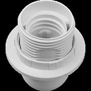 Патрон Navigator 71 603 NLH-PL-R1-E27 пластик люстровый с кольцом