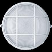 Светильник Navigator 94 803 NBL-R2-60-E27/WH , 60вт, решетка, белый