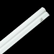 FL-LED T5- 18W 3000K   22*35*1168мм  18Вт   1530Лм   220В  (светильник светодиодный со штекерами)