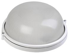 Светильник НПП1101 белый/круг 100Вт IP54 (1101 бел. ) ИЕК