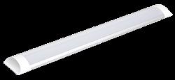 Светильник ДПО (LЕD) 20Вт 6500К 1630Лм 600х75х24 IP20 230В Jazzway
