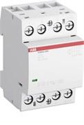 Контактор ESB40-40N-06 модульный (40А АС-1, 4НО), катушка 230В AC/DC (1SAE341111R0640)