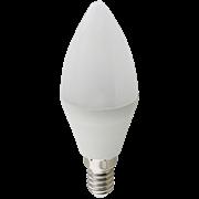 Ecola candle   LED Premium 10,0W 220V E14 2700K свеча (композит) 100x37