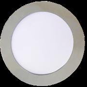 Ecola LED downlight встраив. Круглый даунлайт с драйвером 12W Хром 220V 4200K 170x20