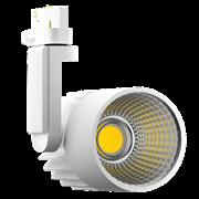 FL-LED LUXSPOT-L 50W  WHITE  3000K 5000Лм 50Вт 220-240В FOTON белый 3-ф трек светильник