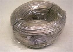 Провод FROR круглый ПВХ 5х0,75мм2 прозрачный (100 м) с цветовой индикацией (Salcavi Италия)