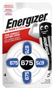 Батарейка ENERGIZER Zinc Air PR44/675/ZA675 BL4