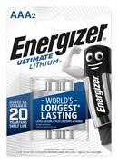 Батарейка ENERGIZER Ultimate Lithium FR03/L92/AAA BL2
