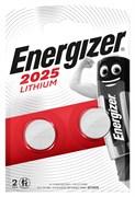 Батарейка ENERGIZER Lithium CR2025 BL2