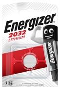 Батарейка ENERGIZER Lithium CR2032 BL1