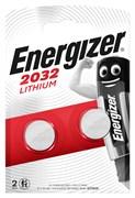 Батарейка ENERGIZER CR2032 Lithium BL2