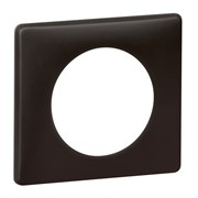 Рамка - Программа Celiane - 1 пост - Чёрная перкаль