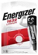 Батарейка ENERGIZER Lithium CR1632 BL1