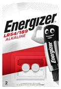 Батарейка ENERGIZER Alkaline LR54/189 BL2