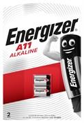 ENERGIZER Alkaline A11/E11A   - батарейка 2/20
