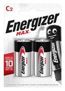 Батарейка ENERGIZER Max LR14/E93/C BL2 (блистер 2шт)