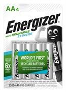 Аккумулятор ENERGIZER Extreme АА NH15 2300mAh BL4