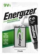 Аккумулятор ENERGIZER Power Plus NH22/9V 175mAh BL1