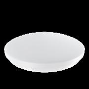 """Светодиодный светильник """"ВАРТОН"""" ЖКХ круг IP65 185*70 мм антивандальный 10 ВТ 5000К низковольтный DC 24-36V, AC24V 1/10"""