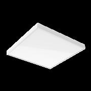 """Светодиодный светильник """"ВАРТОН"""" офисный встраиваемый/накладной 595*595*50мм 54 ВТ 3000К"""