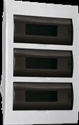 Бокс ЩРВ-П-36 модулей встр. пластик IP40 ИЭК (503*342*102)мм