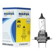 48328           Н7 12V 55W РХ26d стандарт NARVA - лампа