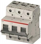 Авт.выкл.3-полюсный S803N D63 (2CCS893001R0631) ABB