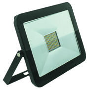FL-LED Light-PAD 100W Black  6400К  8500Лм 100Вт  AC220-240В 240x166x26мм 1900г - Прожектор