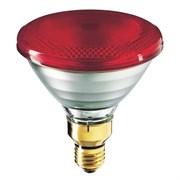 FL-IR PAR38 175W RED E27 230V красное стекло (инфракрасная лампа)