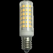 Ecola T25 LED Micro 10.0W E14 4000K 340° кукуруза (для холодил., шв. машинки и т.д.) 65x18 mm