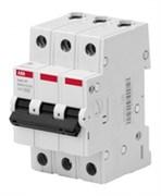 Выключатель автоматический 3P 63A C 4.5кА BMS413C63