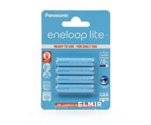Panasonic eneloop lite BK-4LCCE/4BE 550мАч AAA BL4- Аккумулятор