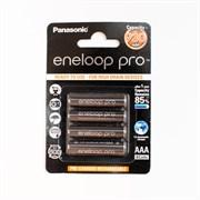 Panasonic eneloop pro BK-4HCDE/4BE 930мАч AAA BL4 - Аккумулятор